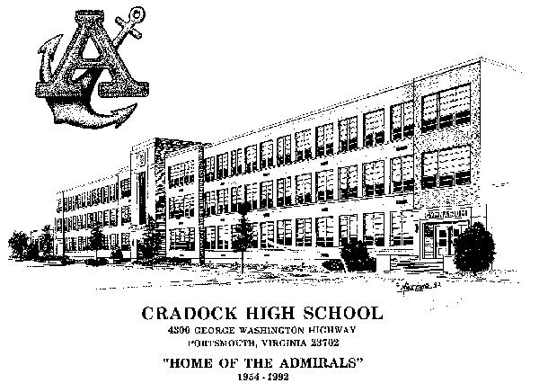 Cradock High School 1954 - 1992